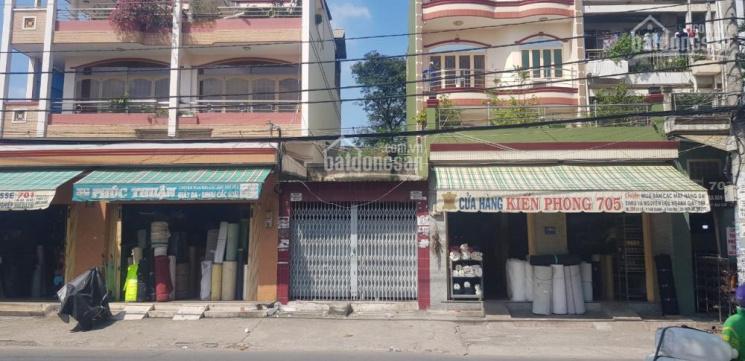 Bán nhà MTKD đường Bình Long, vị trí đẹp, DT 4.3x20.5m, giá 8.5 tỷ
