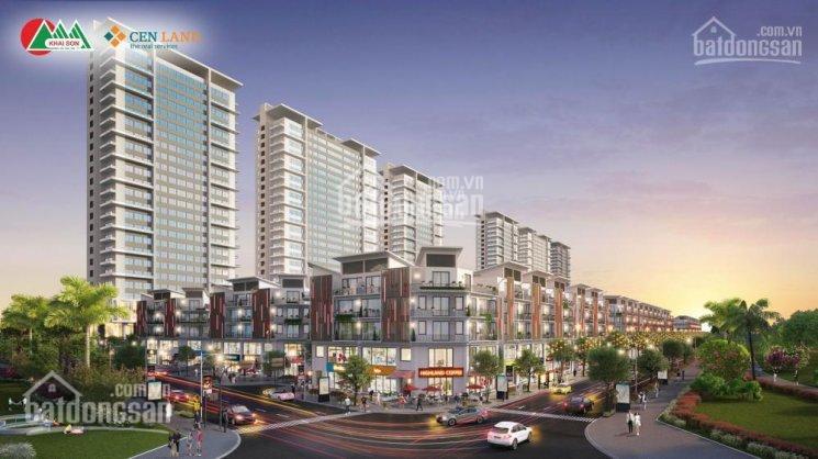 Chính chủ cần bán gấp nhà phố thương mại dự án Khai Sơn Long Biên, nhà đẹp giá hời mời gọi ngay