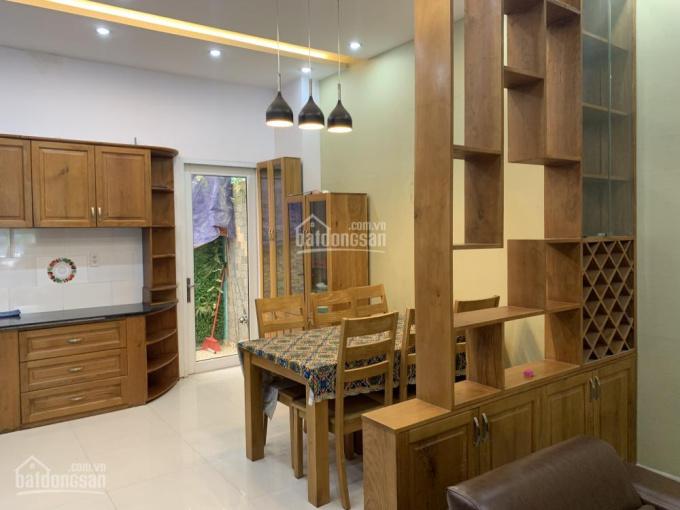 Nhà Khang Điền Mega Village 14 tr/th, full nội thất, 1T, 2L, 3PN, 3WC, tiện ích cao cấp hồ bơi