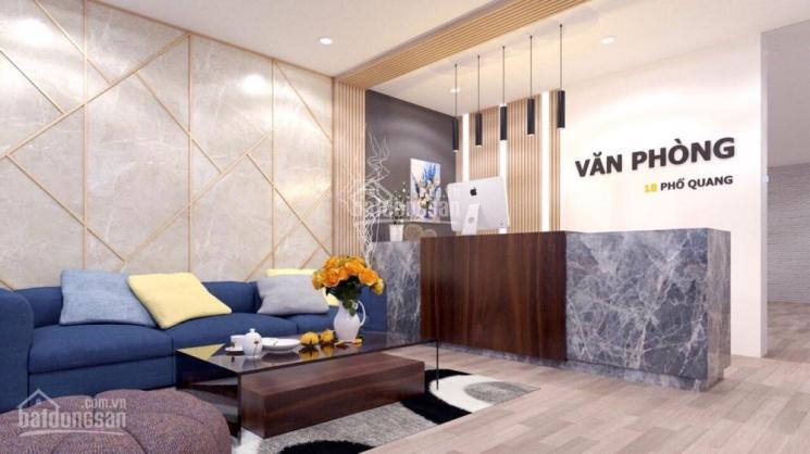 Cho thuê văn phòng mới đường Phổ Quang - Giá cả hợp lý, nhìn là thích mê