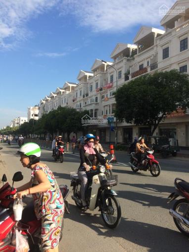 Bán nhà phố MT Phan Văn Trị thuộc KDC Cityland Park Hill, DT: 100m2, giá 27 tỷ, LH: 0906623422