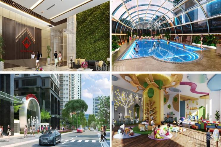 Cho thuê căn hộ dự án Việt Đức Complex - 39 Lê Văn Lương, DT: 73m2, full nội thất, giá: 13.5tr/th