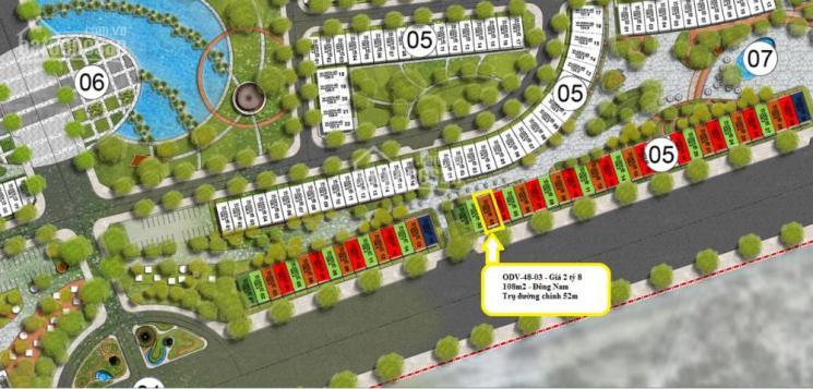 Bán gấp căn shophouse 108m2 đường nhựa to 52m đối diện sở thú Safari Park, sân golf FLC Quy Nhơn