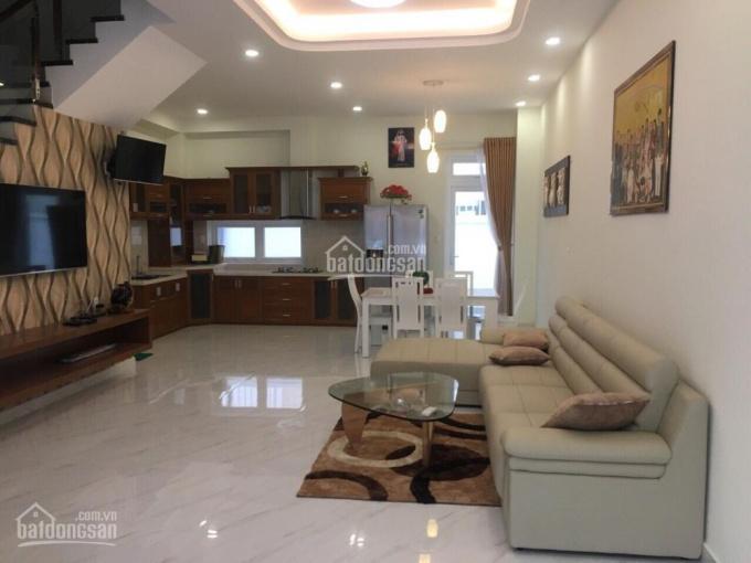 Nhà Mega Village cho thuê - 5x17m full nội thất, 14 tr/tháng - Nhà mới đẹp hướng Đông Nam mát mẻ ảnh 0