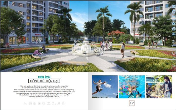 Bán căn hộ chung cư cao cấp Vinhomes New Center giá từ 498tr, ngân hàng hỗ trợ vay 70%