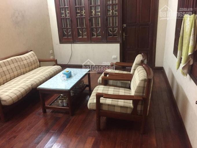Cho thuê nhà riêng ngõ phố Đại La - Trần Đại Nghĩa, DT 45m2 x 4 tầng, giá 12 tr/th