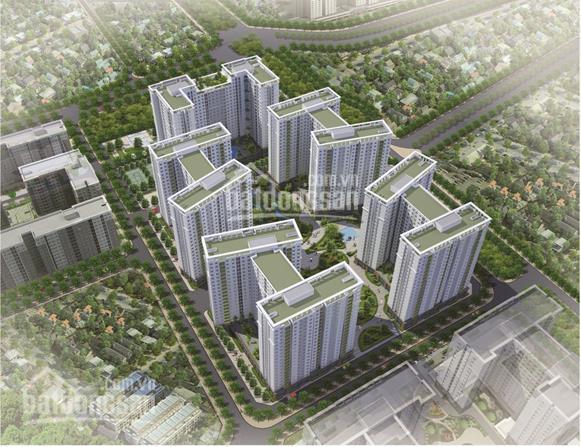 Bán gấp căn hộ chung cư Ecohome 3 - hàng của chủ đầu tư, Giá rẻ nhất 15 - 16tr/m2 ảnh 0