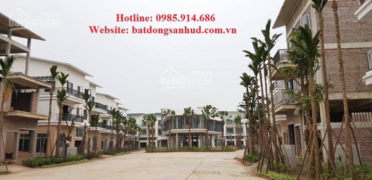 Chuyên bán suất ngoại giao liền kề, biệt thự dự án Trầu Cau Garden, khu Hud B, LH: 0985.914.686