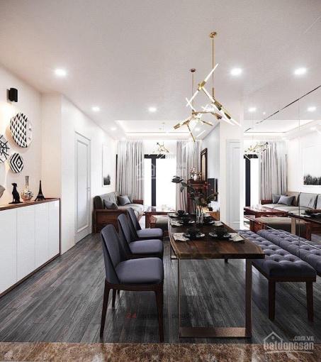 Cho thuê căn hộ 82m2, 2PN, đầy đủ nội thất cao cấp, tại Vinhomes Metropolis, giá 24tr/tháng