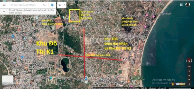 Đất tái định cư bệnh viện tỉnh Ninh Thuận đất ở. Thông các trục đường chính TP Phan Rang Tháp Chàm ảnh 0