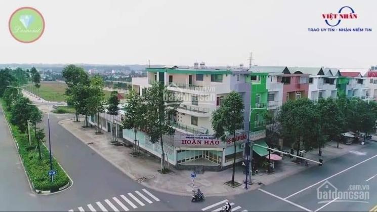Đất mặt tiền phố chợ dân cư sầm uất, KCN trung tâm chợ, giá rẻ hơn 200tr đã có sổ hồng