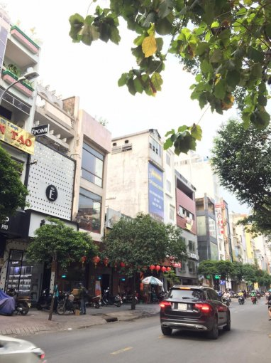 Chính chủ bán nhà mặt tiền đường An Điềm, quận 5, DT: 3.5x16m, nhà 5 tầng, giá 15 tỷ TL