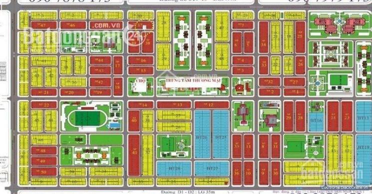 Nhận bán kí gửi dự án HUD và XDHN, Nhơn Trạch, LH: 0981 270 271