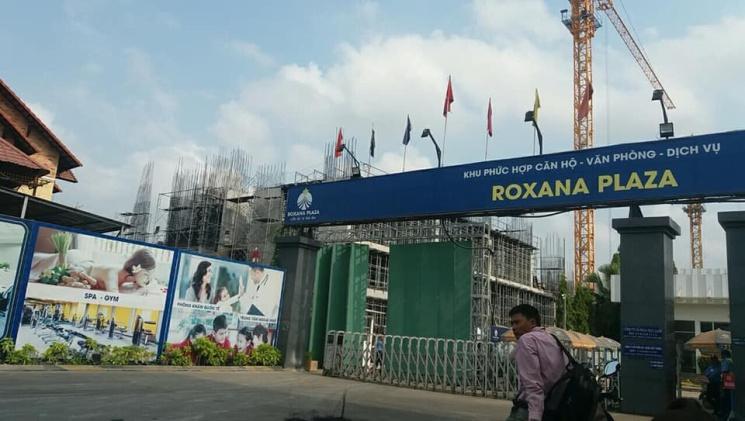 Duy nhất trong tuần đầu tháng 6 CĐT Roxana Plaza, để lại 5 suất nội bộ, 2PN, 62m2, chỉ 1.19 tỷ/căn