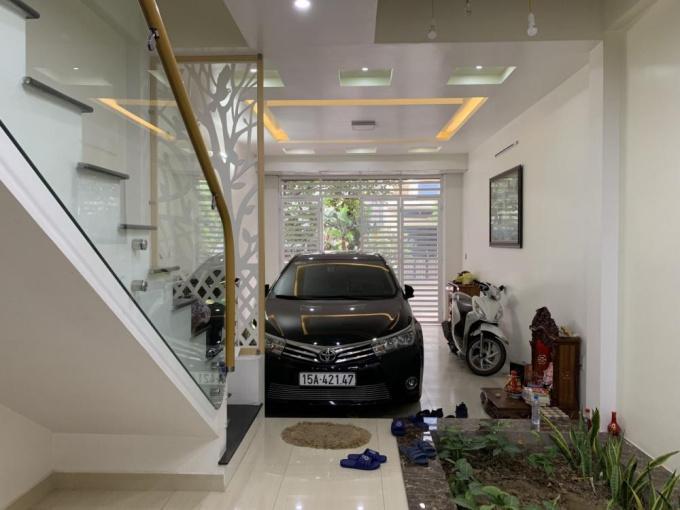 Chính chủ bán nhà 3.5 tầng tại lô 9 mở rộng, P. Đằng Hải, Hải An, TP. Hải Phòng. LH: 0888606989