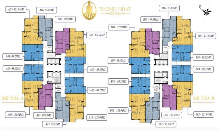 Chung cư Thống Nhất 82 Nguyễn Tuân mở bán tầng đẹp 10 - 15 - 16 - 18 - CK 200 triệu nhận nhà ở ngay ảnh 0