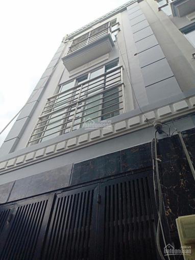 Bán nhà Quận 6 gần Metro Bình Phú, 3.8*18m, giá 5 tỷ, SHR, hoàn công sang tên ngay. LH 0938742054