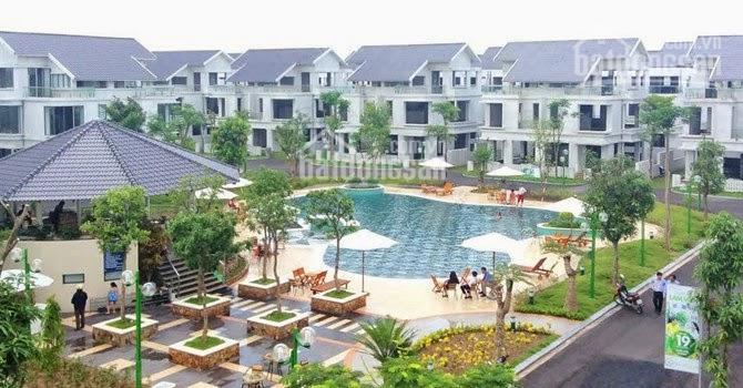 Bán biệt thự liền kề Lâm Viên Villas khu đô thị Đặng Xá, Gia Lâm, DT 132m2, 2 mặt tiền, view đẹp