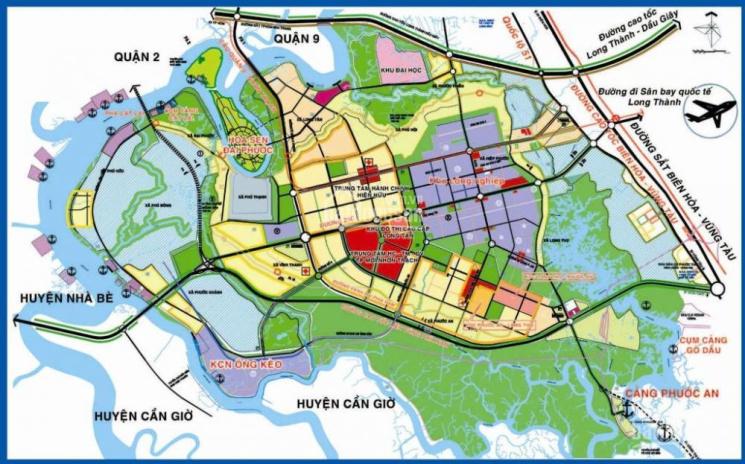 Đất nền dự án HUD - XDHN, khu vực Phước An Long Thọ, LH: 0789.268.999 ảnh 0