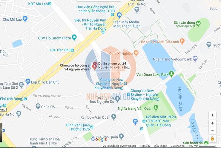 Tôi chính chủ cần tiền gấp muốn nhượng lại căn hộ 3 pn dự án 24 Nguyễn Khuyến. LH: 0975617928