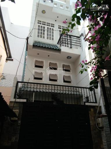 Nhà 3x12m, 2 lầu 4 phòng 3WC, hẻm 2,5m 80/ Trần Quang Diệu, P14, Q3, gần bệnh viện An Sinh 4,95 tỷ
