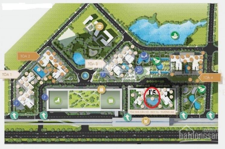 Cần cho thuê shophouse Masteri Thảo Điền, Quận 2, giá 69.45 tr/th nhà hoàn thiện LH: 0932.069.399