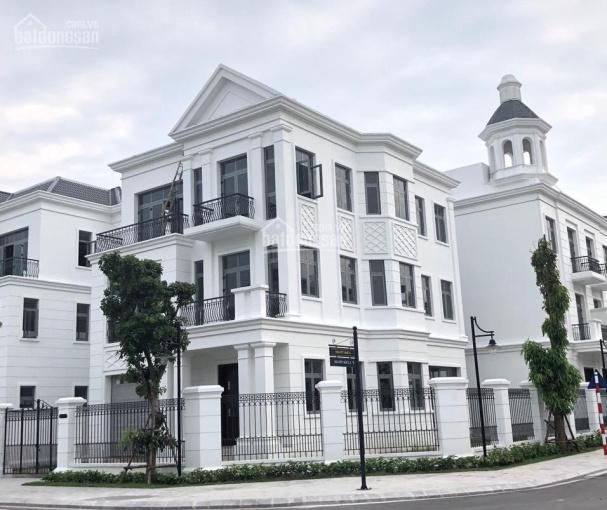 CC cần bán căn góc đơn lập Vinhomes Harmony khu Nguyệt Quế căn NQ2 - 55, diện tích 345m2