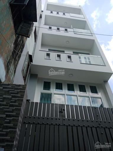 Cho thuê nhà HXH 214B/2A Nguyễn Trãi, hẻm thông xe hơi quay đầu, Quận 1 - 0938664046