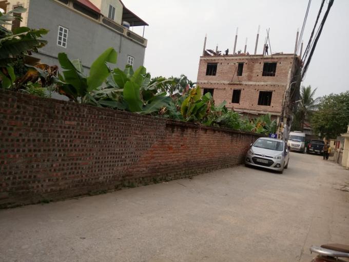Chính chủ cần bán gấp đất mặt đường ô tô Võng La, Đông Anh, Hà Nội. LH 0936568208
