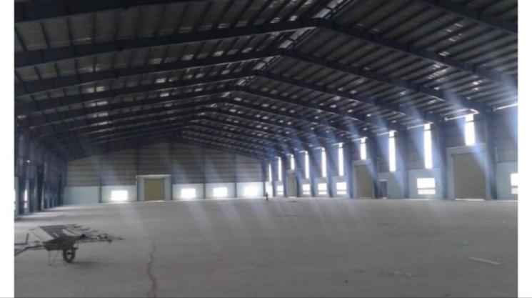 Cho thuê kho xưởng tại KCN Vân Trung