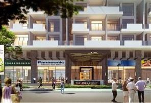 Bán gấp căn hộ kinh doanh shophouse ở Monarchy Đà Nẵng ngay cửa Reception