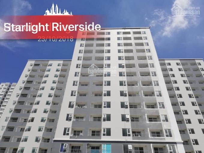 Căn hộ StarLight Riverside Q6, liền kề Him Lam Chợ Lớn, 2PN 1,6 tỷ, nhận nhà ở liền, LH 0906730779