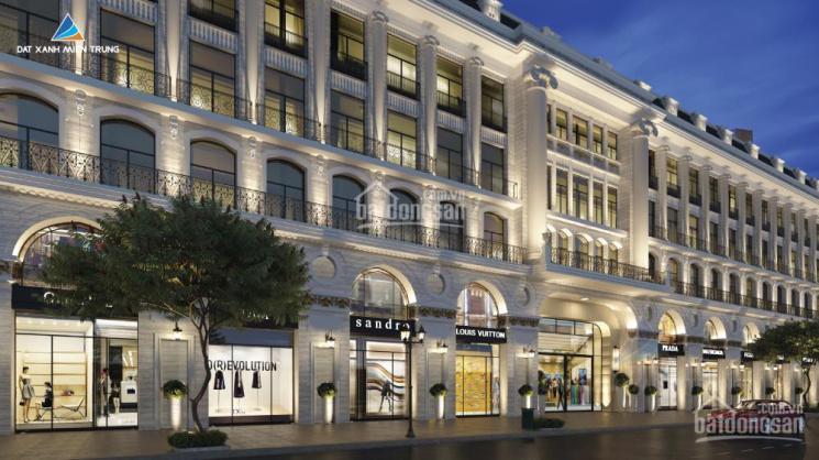 Dự án La Maison Premium - Dòng sản phẩm Shophouse cao cấp của Đất Xanh Miền Trung