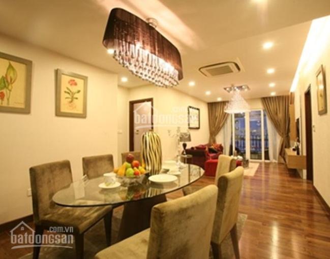 Cần tiền mở nhà hàng bán gấp căn hộ 3PN, 2 toilet, giá 2.45 tỷ/126m2 dự án Golden Palace