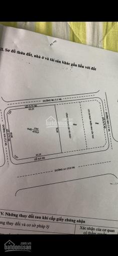 Góc 3 mặt tiền đường Lý Thái Tổ (A1) KDC Hưng Phú 1, DT: 4.752m2, giá 120 tỷ