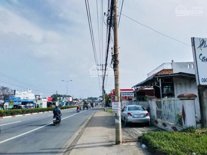 Bán đất mặt tiền Đại Lộ Bình Dương, thị xã Bến Cát, Bình Dương, diện tích 21x93m