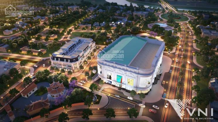 Ra mắt dự án nhà phố thương mại Vincom Kon Tum 1 trệt 3 lầu- 0907108469