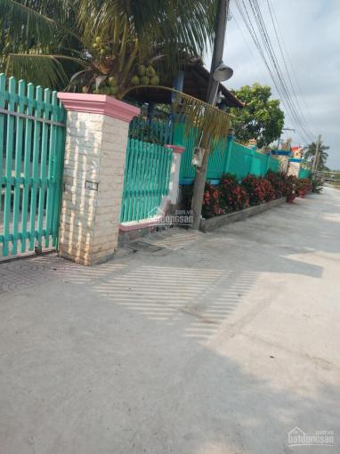 Bán nền biệt thự view sông xã Phú Đông, đường trải nhựa 8m, gần cầu Cát Lái, giá đầu tư 11tr/m2 ảnh 0