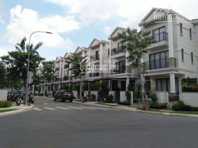 Cần bán gấp biệt thự Nine South, nhà thô, thiết kế 02 lầu 01 trệt, 12 tỷ 800tr, LH: 0909904066 ảnh 0