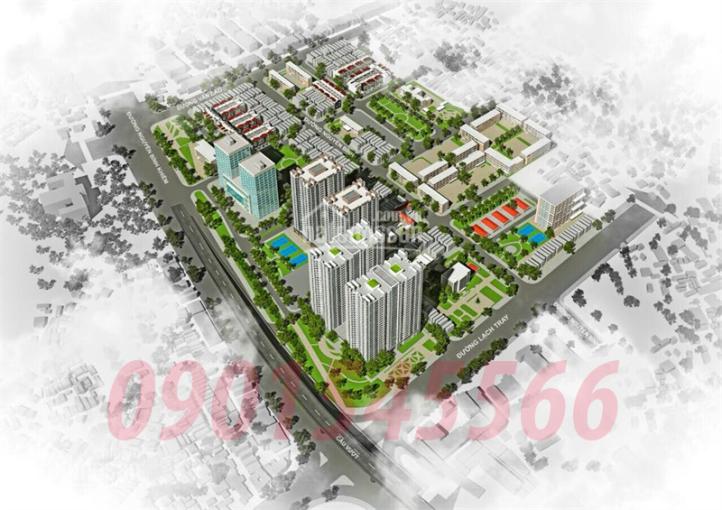 Nhượng bán suất căn hộ tại tòa chung cư 29 tầng Hoàng Huy Lạch Tray, Hải Phòng, cam kết về HH3, HH4