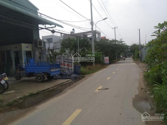 Bán đất MT đường cầu Ba Phụ, P.Thạnh Xuân, Q.12, DT 5x37m. Giá 5 tỷ thương lượng