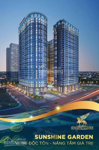 PBH chủ đầu tư mở bán 10 căn hộ 1PN đẹp nhất dự án Sunshine. LH để nhận ưu đãi đặc biệt 0934235151