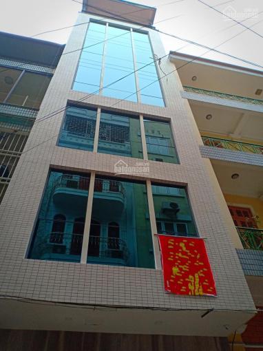 Bán gấp nhà 5 tầng mới DT 67m2, MT 4.2m phố Kim Mã