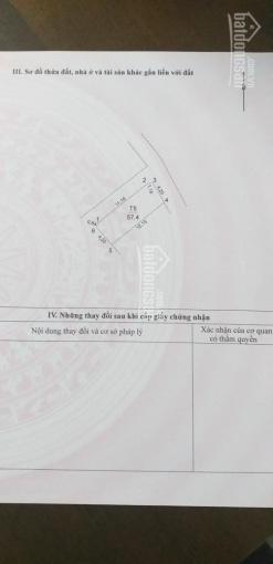 Chính chủ bán 57.4m2 đất đấu giá thôn Đổng Viên, Phù Đổng, Gia Lâm, lô góc 2 MT, đường rộng 9m