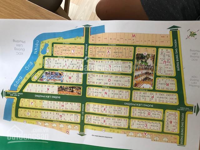 Nhận bán đất nền dự án quận 9. Cần bán nền đất dự án Sở Văn Hóa Thông Tin giá tốt ảnh 0