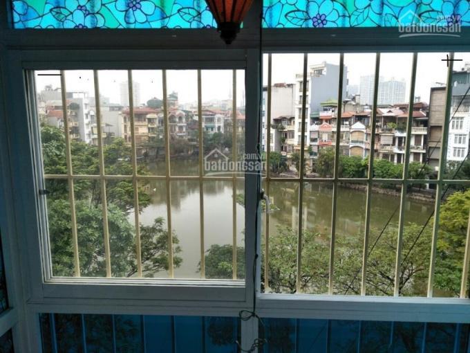 Bán CH ngõ 88 Võ Thị Sáu, 55m2, mặt hồ Quỳnh, ô tô đỗ cầu thang, thoáng đẹp, hình thật 100%, 1.5 tỷ