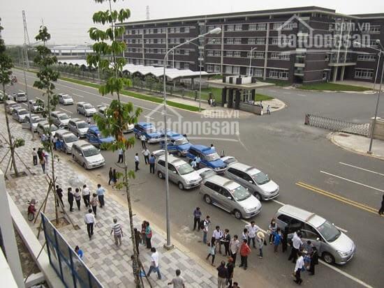 Ngân hàng thanh lý đất ngay trường đại học Quốc Việt Đức và đối diện khu công nghệ cao