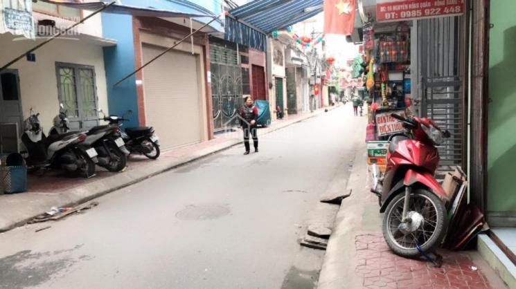 Bán nhà cấp 4 DT 35.3m2 Nguyễn Hồng Quân, Thượng Lý, Hồng Bàng. 1.5 tỷ