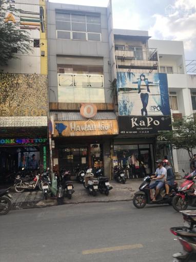 Bán nhà mặt tiền Nguyễn Duy Dương, phường 3, quận 10, (4.5x25m), nở hậu. Giá 25.5 tỷ thương lượng