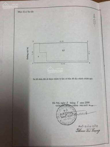 Chính chủ cần bán nhà số 15 ngõ 52 Giang Văn Minh, Đội Cấn, Ba Đình, Hà Nội 36 tỷ ảnh 0